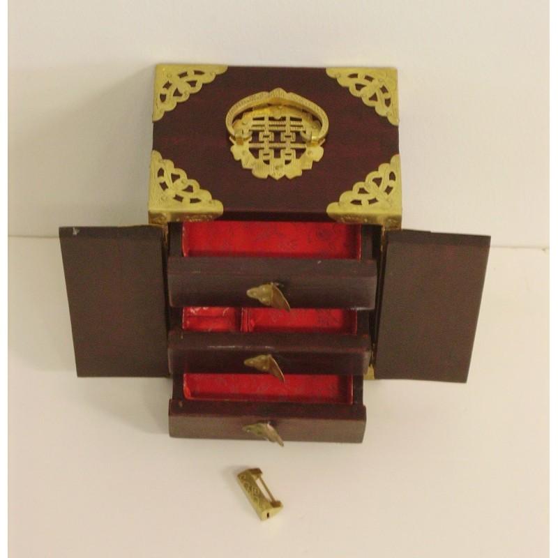 Bo te bijoux chinoise meubles for Meuble a bijoux
