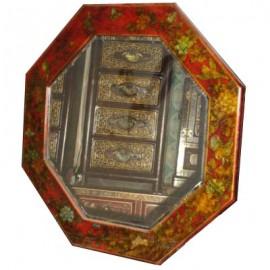 Miroir Chinois Octogonal