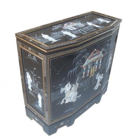 Meuble chinois d 39 entr e meubles for Soldes meubles chinois