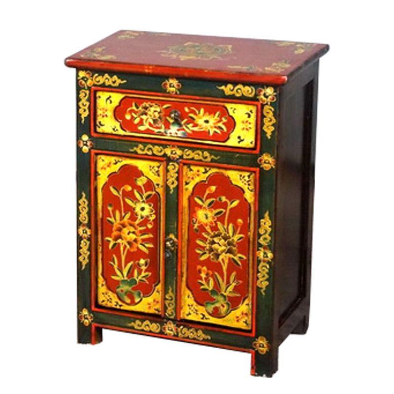 chevet tib tain. Black Bedroom Furniture Sets. Home Design Ideas