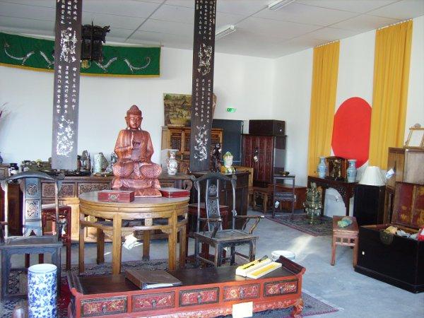 Boutique La Baie Dhalong - Produits dAsie