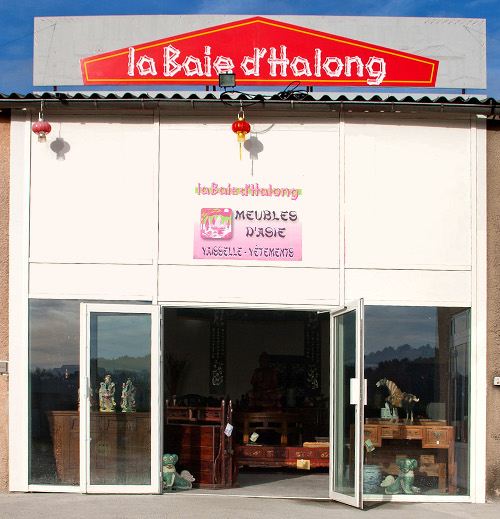 Boutique La Baie dhalong