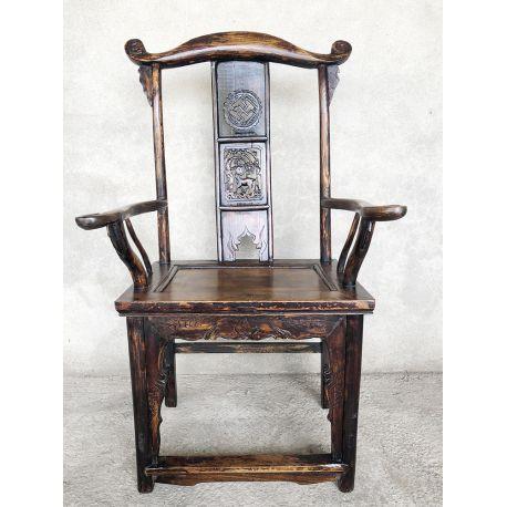 Chair chinese beanie literate