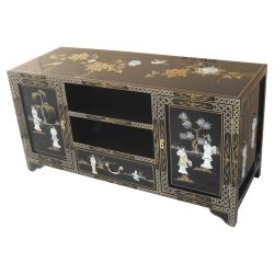 Furniture chinese TV lacquered