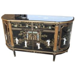 Enfilade chinese rounded
