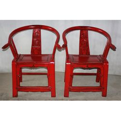 Chinese armchair