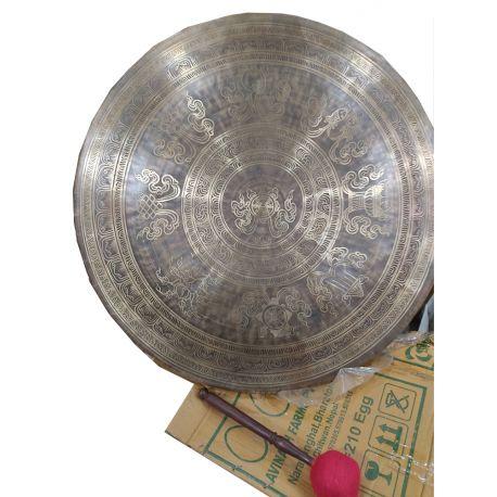Bol chantant du Népal