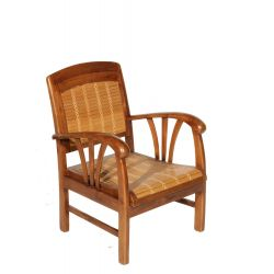 Chairs colonial leather