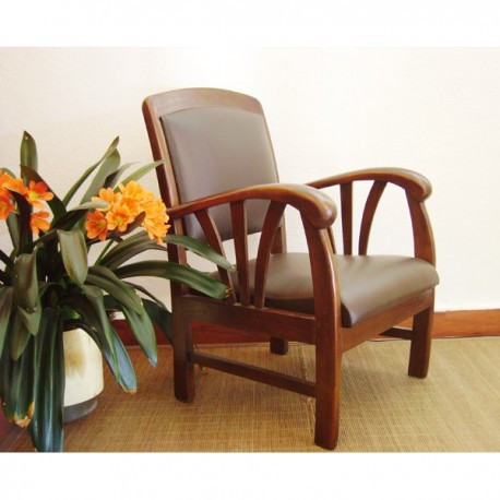 Armchair colonial indonesian