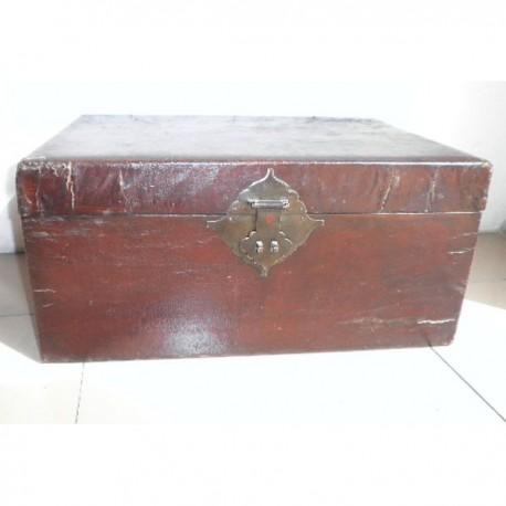 Safety deposit box, chinese antique