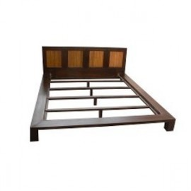 Chinese bed type futon