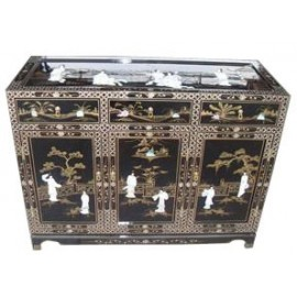 Buffet chinese lacquered