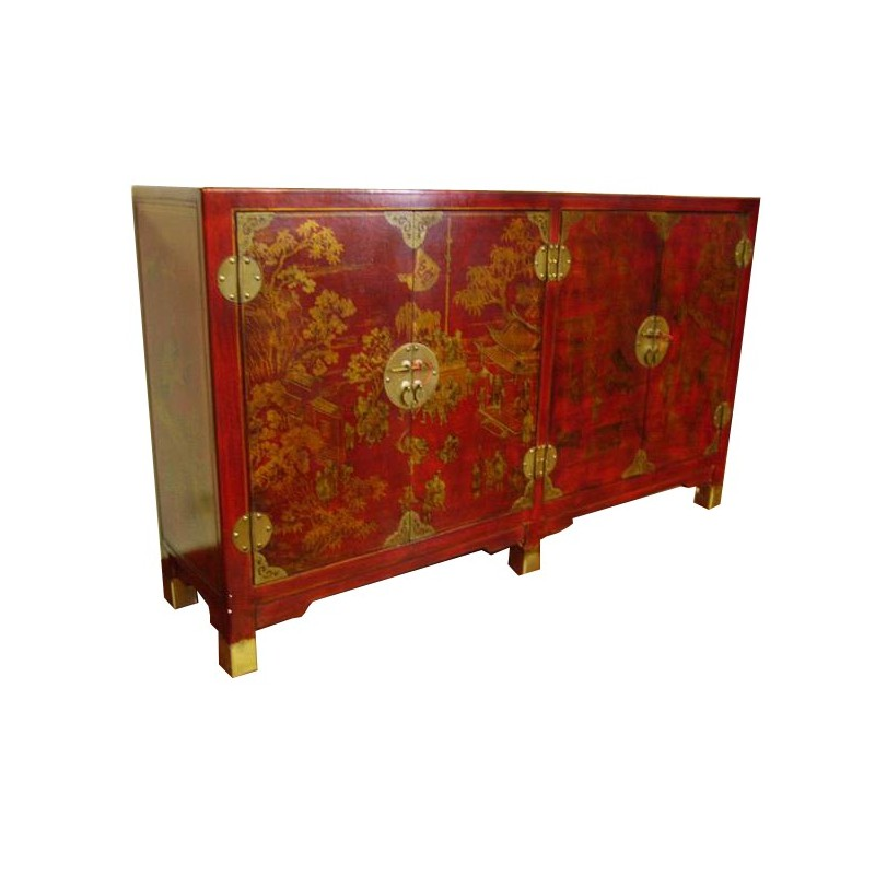 buffet chinois meuble chaussures meubles. Black Bedroom Furniture Sets. Home Design Ideas