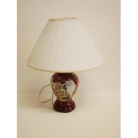 Lampe chinoise de chevet
