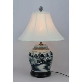 Lampe vietnamienne halong