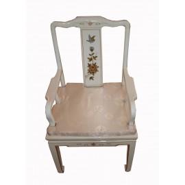 Sessel chinesischen lackiert mütze belesen