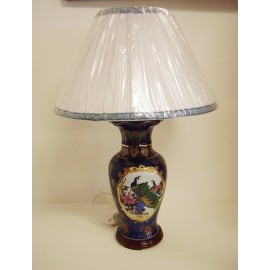 Lamp chinese porcelain