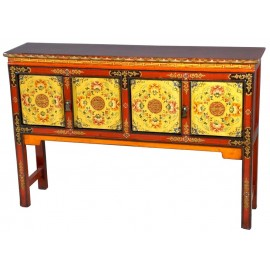 Console tibet