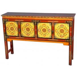 Console tibétaine