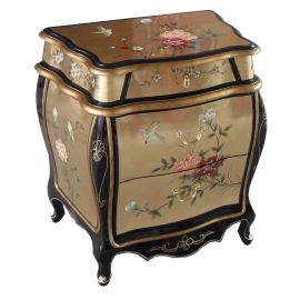 Chinese sideboard curved