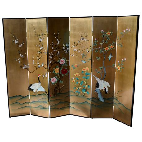Screen chinese 6 panels