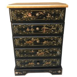 Chinese sideboard lacquered