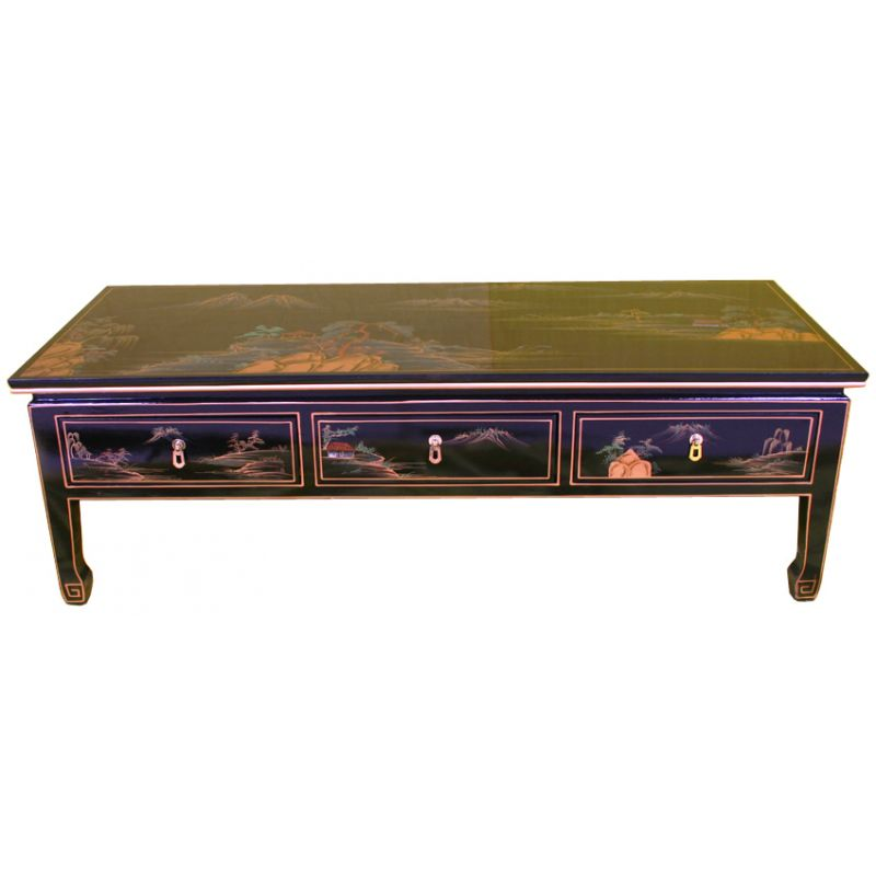 Coffee Table Lacquered Meubles