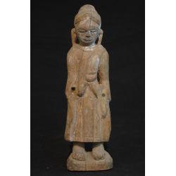 Statue buddha antique standing