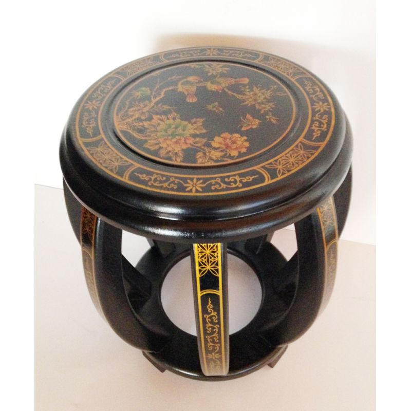tabouret chinois meubles. Black Bedroom Furniture Sets. Home Design Ideas