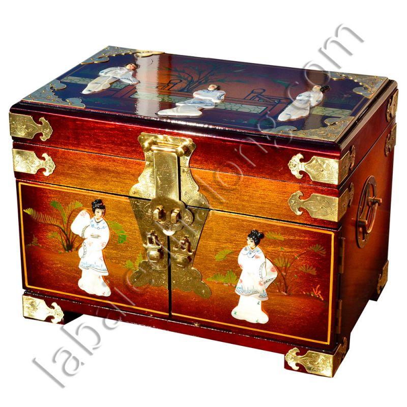 boite a bijoux chinoise ancienne