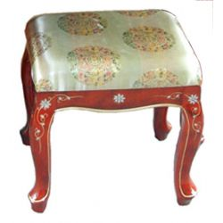 Chaise chinoise laquée