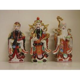 Les trois Génies vietnamiens