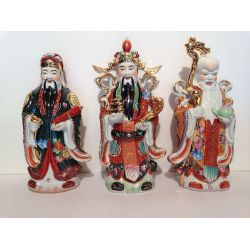 Statuettes of the three Wise men