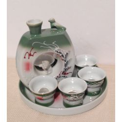 Service à saké chinois