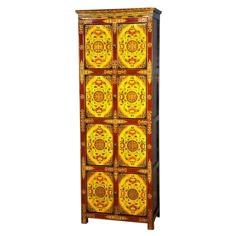 armoire tib taine 8 portes meubles. Black Bedroom Furniture Sets. Home Design Ideas