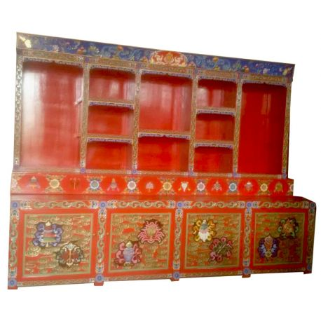 The Grand Buffet Tibetan With Shelves