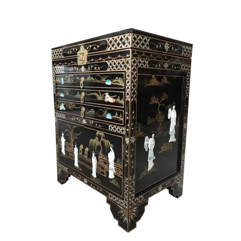 meuble serviteur couverts meubles. Black Bedroom Furniture Sets. Home Design Ideas