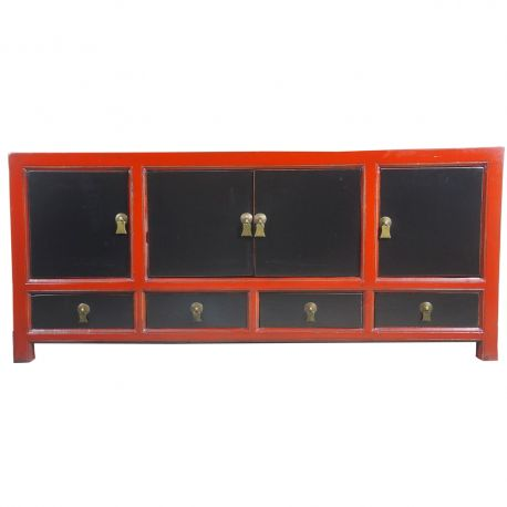 Chinese Buffet 4 drawers 4 doors