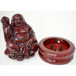 Buddha door incense