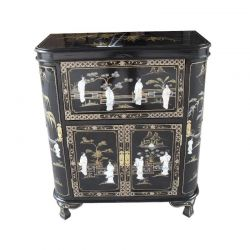 Bar chinese lacquered