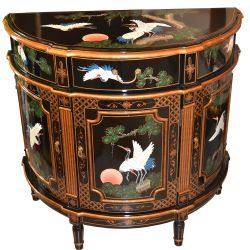 Furniture chinese extra half-moon