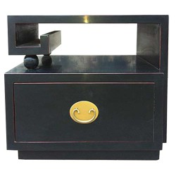 Furniture booster black