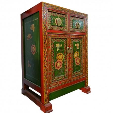 Furniture extra tibetan green