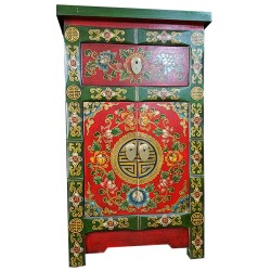 Furniture extra tibetan flowers pattern