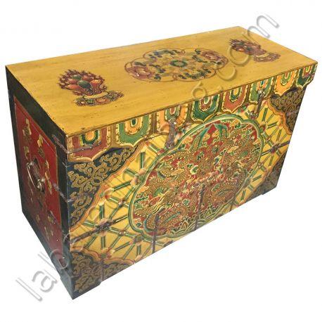 safe tibetischen meubles. Black Bedroom Furniture Sets. Home Design Ideas