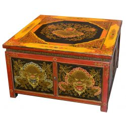 Dining room Table of Tingri