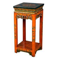Console, tibetan orange