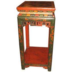 Console tibétaine verte