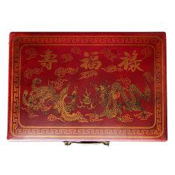 Jeux mah-jong chinois