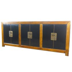 Buffet chinois bicolor